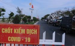 Các tỉnh miền Trung tăng cường giám sát người trở về từ TP Hồ Chí Minh