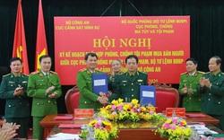 Thiếu tướng Nguyễn Văn Thiện làm Phó Tư lệnh Bộ đội Biên phòng