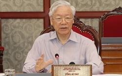 Tổng Bí thư Nguyễn Phú Trọng: Huy động các nguồn lực để đẩy nhanh việc mua và tiêm vaccine phòng COVID-19