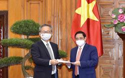 Nhật Bản mong muốn hỗ trợ Việt Nam vượt qua đại dịch COVID-19