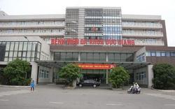 Phát hiện ca nhiễm mới, Bệnh viện Đa khoa Đức Giang tạm thời không tiếp nhận bệnh nhân