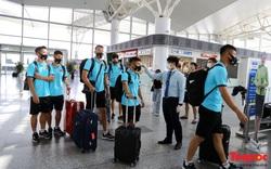 Đội tuyển Việt Nam sẽ chỉ phải cách ly 7 ngày sau khi về nước