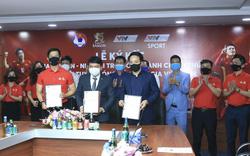 Tuyển Việt Nam có thêm nhà tài trợ sau thành tích lịch sử tại vòng loại World Cup