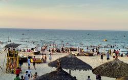 Quảng Nam đảm bảo an toàn phòng chống dịch tại các bãi tắm biển công cộng