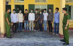 Thừa Thiên Huế: Khởi tố 10 đối tượng khai thác rừng trái phép