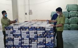 Tạm giữ gần 10.000 chai bia và sữa nước Ensure không có hóa đơn, chứng từ hợp pháp