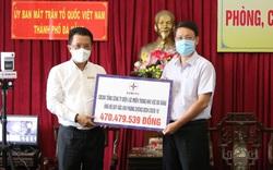 Tổng công ty Điện lực miền Trung tiếp tục ủng hộ Quỹ vaccine phòng, chống Covid-19