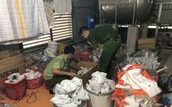 Tịch thu hơn 300 sản phẩm thiết bị vệ sinh không rõ nguồn gốc
