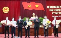 Bầu nhân sự chủ chốt tỉnh Thừa Thiên Huế và TP Cần Thơ