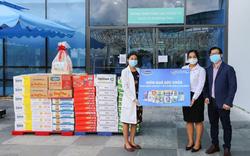 Vinamilk trao tặng món quà sức khỏe đến cán bộ y tế tuyến đầu cùng gia đình nhân ngày Gia đình Việt Nam