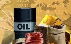 Thị trường ngày 30/6: Dầu tăng nhẹ, vàng thấp nhất 11 tuần, đồng, quặng sắt, nông sản đồng loạt giảm