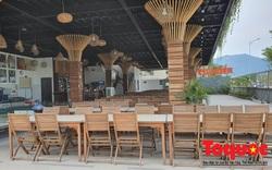 Cảnh đìu hiu, vắng lặng tại các nhà hàng, khách sạn ở Đà Nẵng
