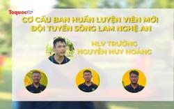 Văn Quyến, Huy Hoàng dẫn dắt Sông Lam Nghệ An