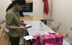 Hà Nội: Tạm giữ 400 hộp dụng cụ xét nghiệm Covid-19