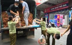 Kết nối, hỗ trợ tiêu thụ 27 tấn vải thiều Bắc Giang