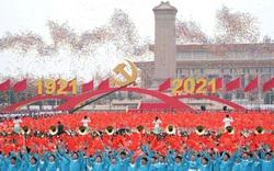 [Ảnh] Trung Quốc kỷ niệm 100 năm ngày thành lập Đảng Cộng sản
