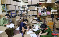 Hà Nội: Bắt giữ hàng tấn nước hoa chưa rõ nguồn gốc