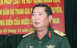 Cách chức Phó Thư lệnh Quân khu 9 đối với Thiếu tướng Trần Văn Tài
