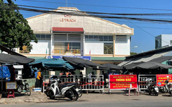 Đà Nẵng tạm dừng hoạt động chợ Lệ Trạch; Quảng Nam cách ly 21 ngày đối với người về từ nhiều tỉnh, thành