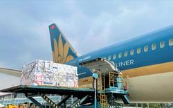 Vietnam Airlines đẩy mạnh vận tải hàng hóa, bù đắp doanh thu
