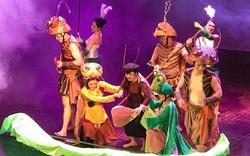 Sân khấu Lệ Ngọc khai dựng vở mới giữa mùa dịch- mục tiêu kép của sân khấu