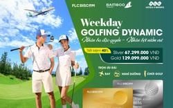 """FLC Biscom ra mắt thẻ hội viên Weekday Golfing Dynamic – lợi ích """"kép"""" cho golfer Việt"""