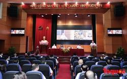 Bộ VHTTDL tổ chức Hội nghị lấy ý kiến phát triển văn học