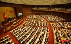 Chùm ảnh: Khai mạc trọng thể Kỳ họp thứ nhất, Quốc hội khóa XV