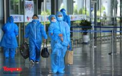 Đà Nẵng, Quảng Nam đón người dân từ TPHCM về quê