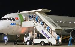 An toàn, trật tự trên chuyến bay Bamboo Airways chở công dân Bình Định từ TP HCM về quê