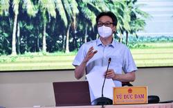 Phó Thủ tướng Vũ Đức Đam kiểm tra công tác phòng, chống dịch tại 3 tỉnh Bến Tre, Tiền Giang và Vĩnh Long