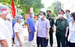 Bí thư Hà Nội yêu cầu trưng dụng chung cư chưa bàn giao để làm bệnh viện dã chiến