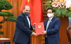 Góp phần thúc đẩy quan hệ Đối tác chiến lược Việt Nam - Anh ngày càng phát triển