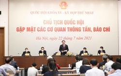 Chủ tịch Quốc hội Vương Đình Huệ: Vinh dự, tự hào nhưng cũng áp lực lớn về trách nhiệm