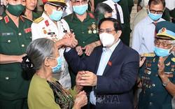 Thủ tướng Phạm Minh Chính: Nơi đâu ở Việt Nam cũng khắc ghi sự hy sinh cao cả vì Tổ quốc