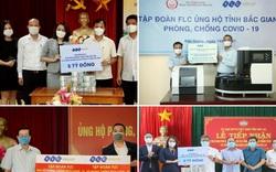 FLC tặng xe cứu thương cho Sầm Sơn, sau khi chi viện hơn 150 tỷ phòng chống dịch bệnh, thiên tai… tại nhiều tỉnh thành