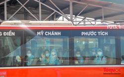 Thừa Thiên Huế đón 240 công dân từ TPHCM về quê tránh dịch