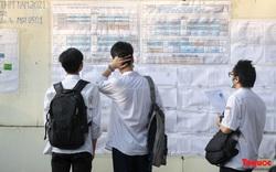 Phân tích phổ điểm của 9 môn thi tốt nghiệp THPT năm 2021