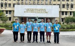 Hà Nội khen thưởng học sinh đạt thành tích xuất sắc tại các kỳ thi Olympic quốc tế 2021