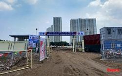 Hà Nội: Thần tốc xây dựng Bệnh viện dã chiến điều trị bệnh nhân Covid-19