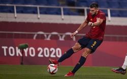 Lập hat-trick chỉ trong 30 phút, tiền đạo Tây Ban Nha đi vào lịch sử Olympic