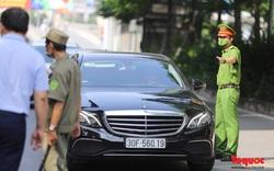 Hà Nội: Yêu cầu cơ quan Trung ương trên địa bàn thực hiện đúng quy định về giãn cách, số lượng người đi làm