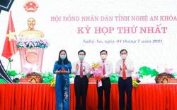 HĐND tỉnh Nghệ An, Yên Bái bầu nhân sự chủ chốt