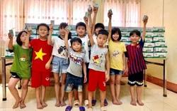 Quỹ sữa Vươn cao Việt Nam mang lại nụ cười hạnh phúc cho trẻ thơ trong mùa dịch