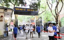 Tiếp tục nghiên cứu về thời gian trở lại trường của học sinh Hà Nội