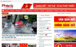 Công ty Cổ phần Truyền thông Pháp luật Việt Nam bị xử phạt 75 triệu đồng