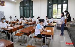 Hà Nội: Hơn 500 thí sinh vắng mặt trong buổi thi Khoa học tự nhiên/Khoa học xã hội