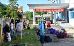 Thừa Thiên Huế: Đón 20 công dân đi tàu từ TP. HCM ra Quảng Trị về quê cách ly