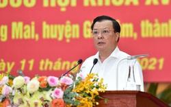 Bí thư Thành ủy Hà Nội: Tuyệt đối không chủ quan, tự mãn, bảo vệ bằng được thành quả phòng, chống dịch