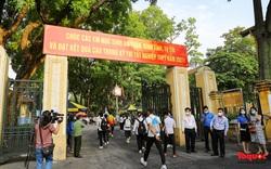 Tổ chức thành công kỳ thi tốt nghiệp THPT trên địa bàn Hà Nội: Vai trò của nhiều lực lượng